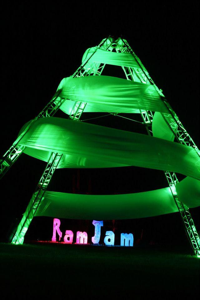 Ram Jam Music and Art Festival