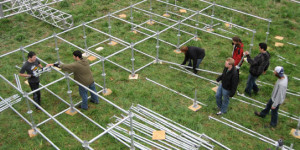 Ramjam stage build