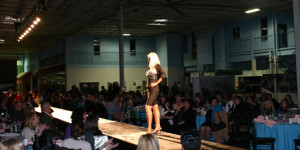 Fashion fast lane runway